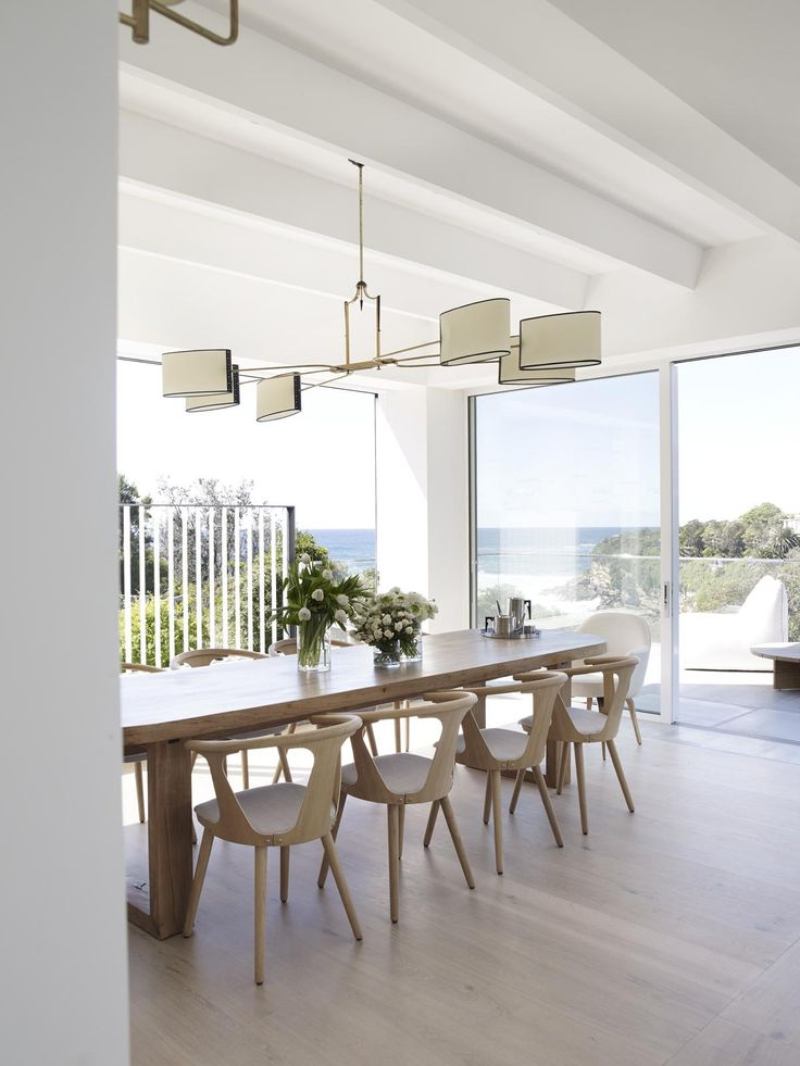 Indoor Outdoor Dining Room By Madeleine Blanchfield Architects
