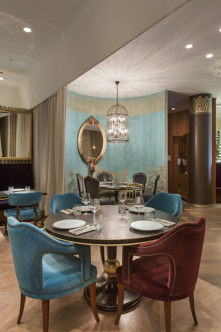 Cococo Restaurant By Home Collection St Petersburg BRABBU CONTRACT Hotel Interior Design