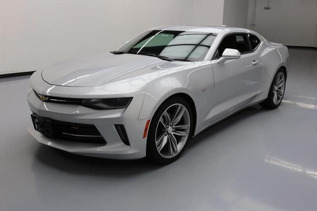 Nice Awesome 2017 Chevrolet Camaro LT Coupe 2-Door 2017 CHEVY CAMARO LT AUTO RS SUNROOF REAR CAM 20'S 13K #201855 Texas Direct Auto 2017/2018