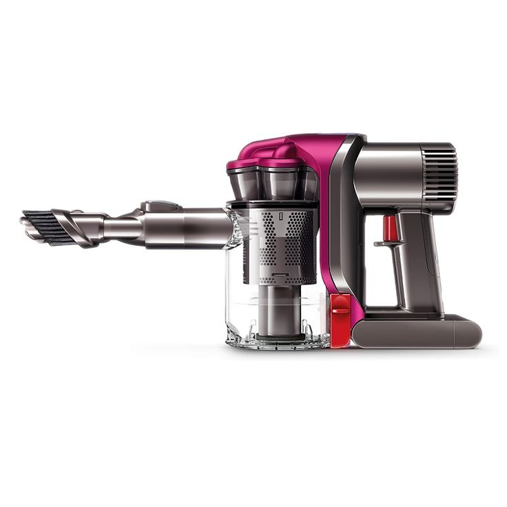 Tablets, Apple And More   Beyond The Rack Dyson Handheld Refurbished Vacuum  Cleaner In Silver And Orange