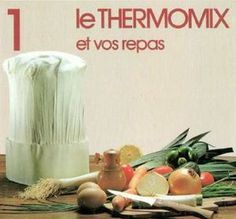 Accès livres thermomix