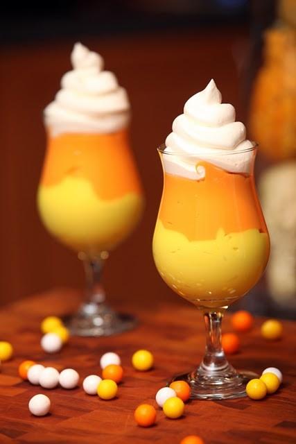 cute candycorn dessert idea