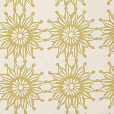 Firewheel Outdoor Fabric, Sea Grass contemporary-outdoor-fabric