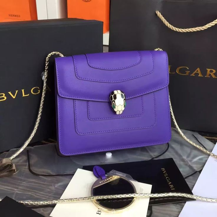 506 best Bvlgari images on Pinterest | Leather handbags, Designer ...