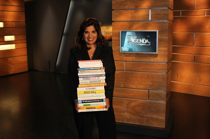 Kudos to Piya for getting through so many books so that The Agenda in the Summer could produce our special series of in-depth one-on-one interviews.