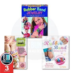 Loom band books are good to read #bookcollection #onlinebooksstore