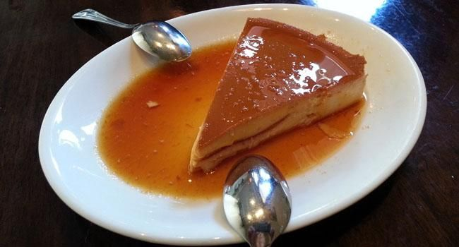 Ernesto's Mexican Food: Save Room for Flan