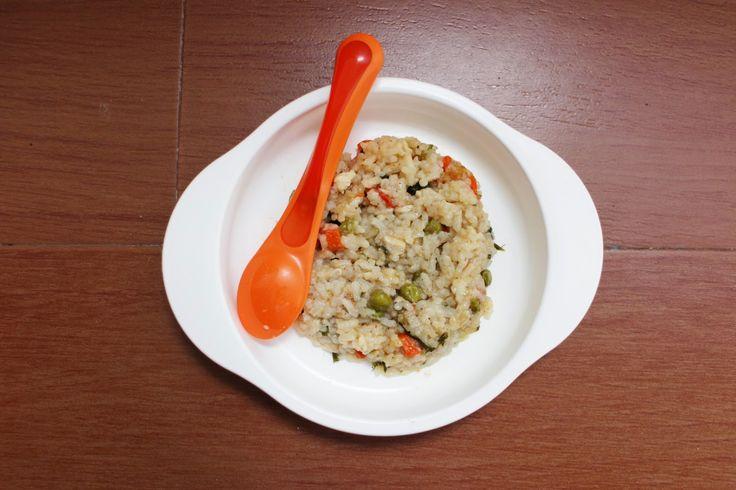 Toddler Meal Recipes - Nasi Tim Ikan. More info www.lifeatarcilland.com