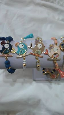Kalli's blog: Be You handmade bijoux