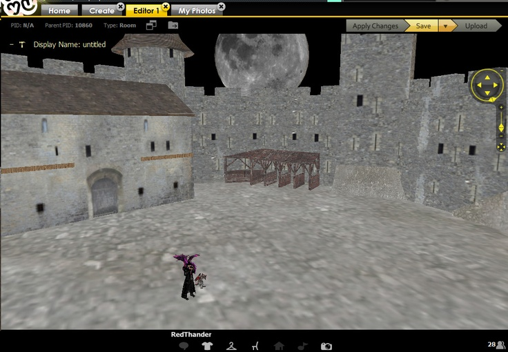 Castle 03 IMVU SALE ROOM
