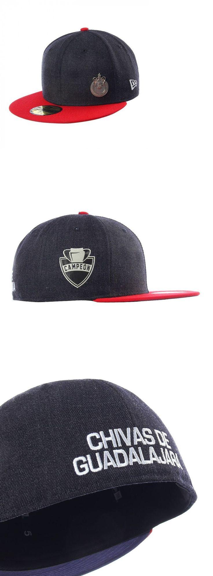 Hats and Headwear 123876: Chivas De Guadalajara 59Fifty Official Campeon Copa Mx New Era Hat America Atlas -> BUY IT NOW ONLY: $59.99 on eBay!