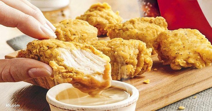 Ahora Todos Pueden Cocinar el Pollo con la Receta Secreta de KFC de 1940