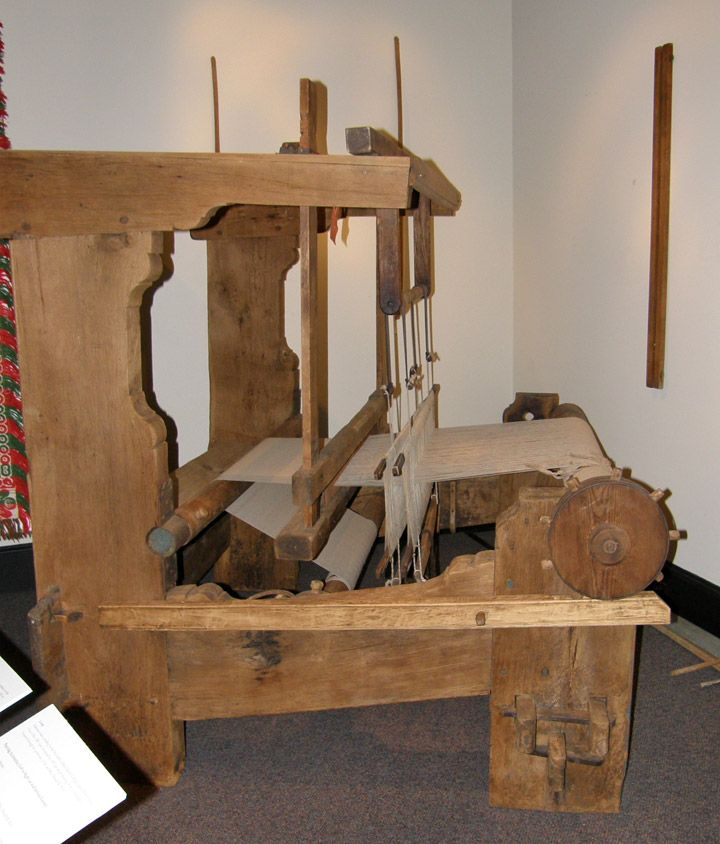 Floor Looms For Sale: Loom And Antiques
