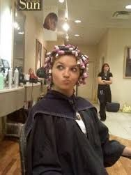 Image result for getting a home perm
