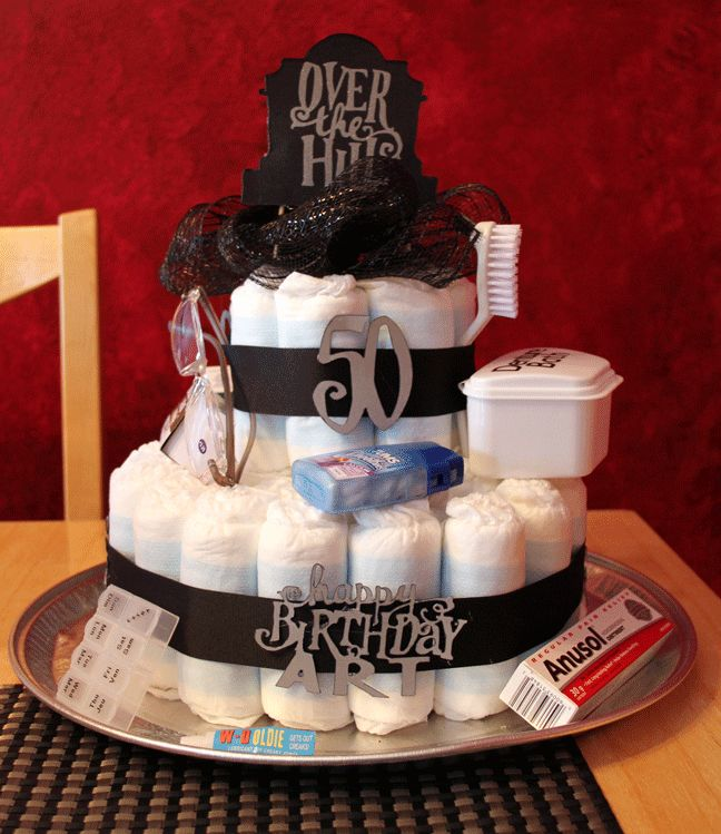50th Birthday Party Ideas Funny: 44 Best Images About Over The Hill Birthday Cakes On Pinterest