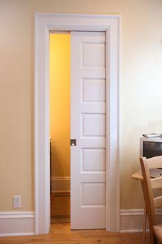 Wooden Sliding Door Hardware