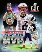 TOM BRADY 2017 Super Bowl 51 LI MVP...