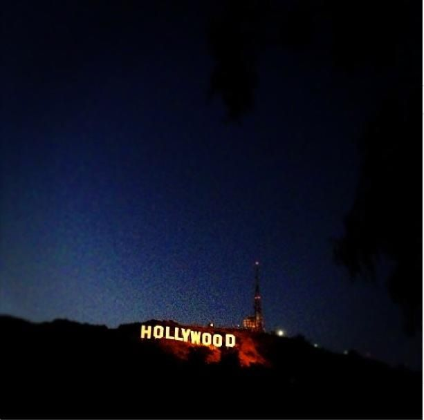 Happy 90th birthday to the Hollywood sign! It should always be lit at night!