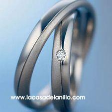 anillos de matrimonio económicos