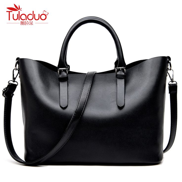 Tuladuo Large 4 Colors Women Handbags High Quality PU Leather Big Bag Ladies 2 Sets Double Bags Vintage Shoulder Crossbody Bags  #Affiliate