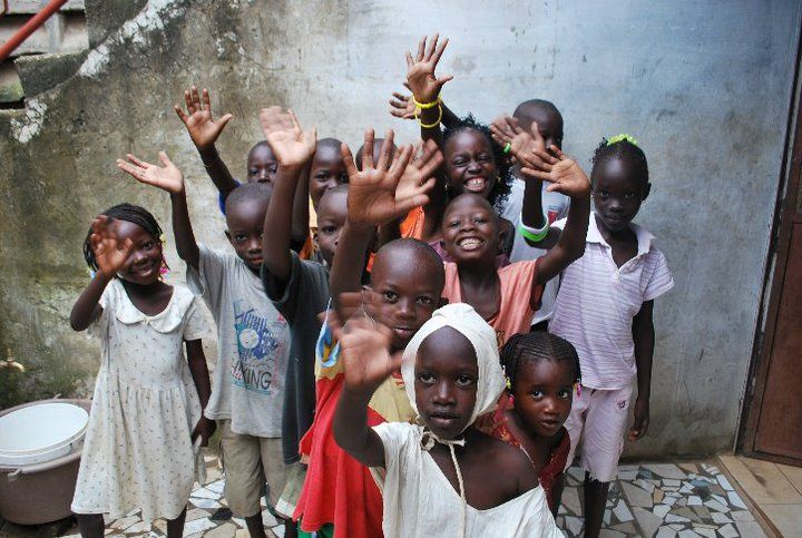 I'm gonna do a humanitarian vacation to Haïti