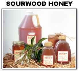 Sourwood Honey for Laurel