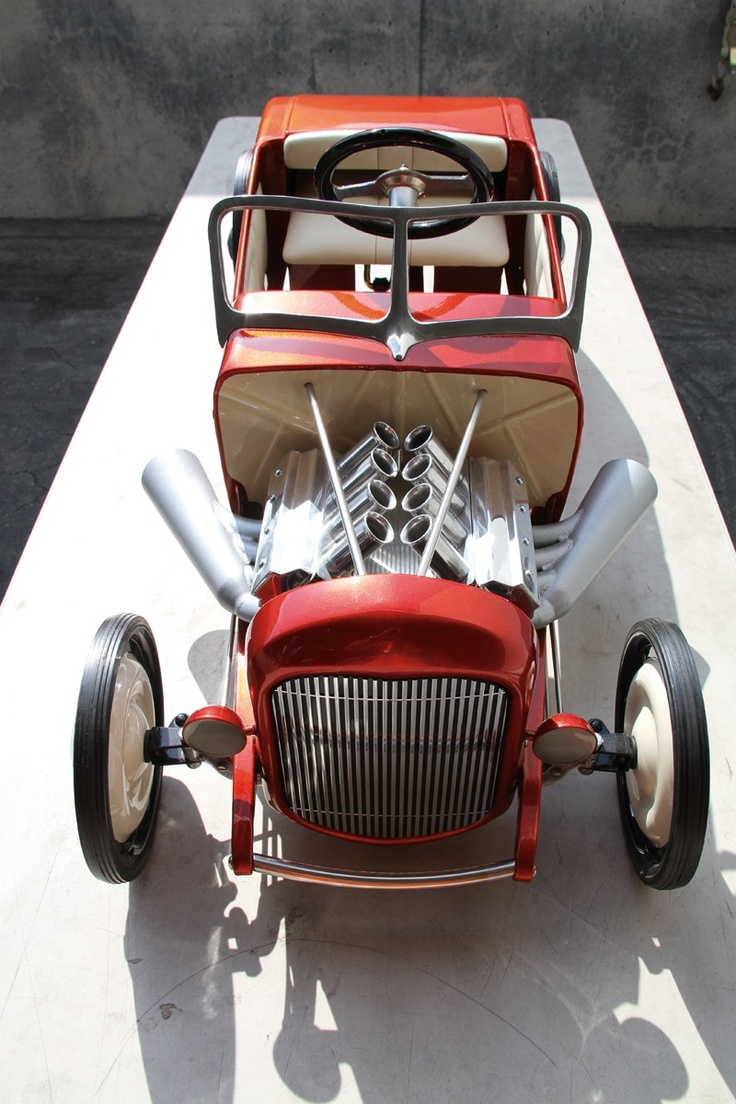 Hot Rod pedal powered cars to be auctioned for celebrating birthday of 32 Ford u0027Deuceu0027 & 17 best Hadleeu0027s Tot Rod images on Pinterest | Pedal cars Hot ... markmcfarlin.com