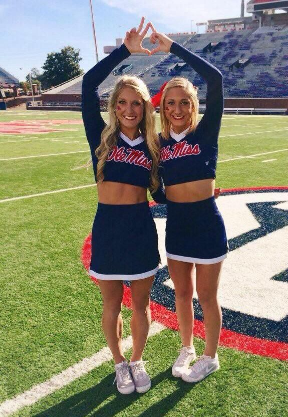 ole miss cheerleaders 2015 - Buscar con Google
