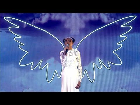 Jasmine Elcock - Britain's Got Talent 2016 Semi-Final 5 - YouTube