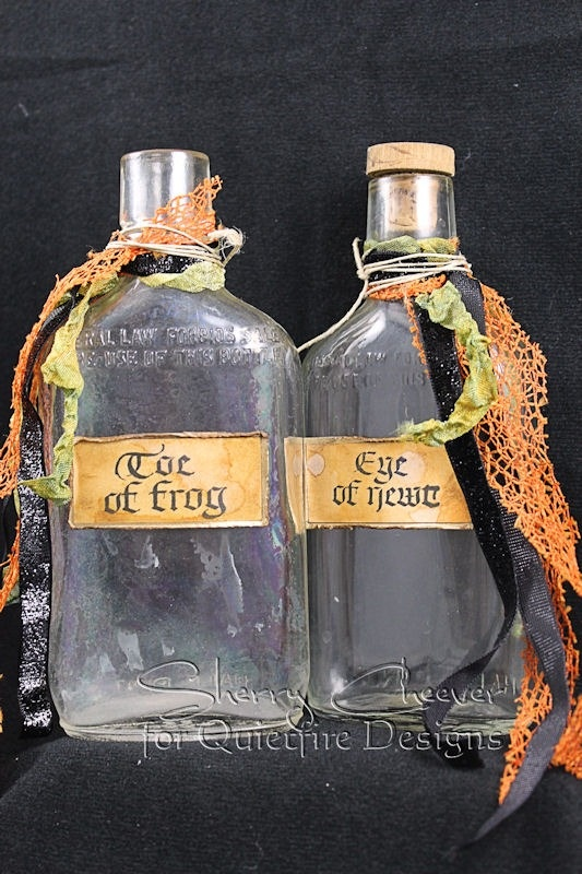 How To Decorate Old Bottles 103 Best Decorating With Old Bottles Images On Pinterest
