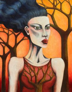 Gallery 2016   Patience Through Winter by emel jurd