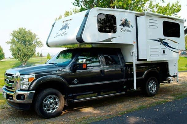 Eagle Cap Camper Buyers Guide Triple Slide Truck Campers Truck