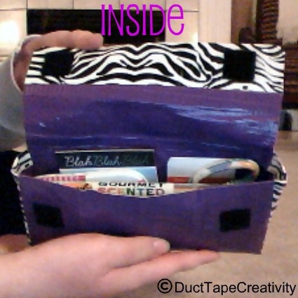 ♥ Duct Tape Creativity ♥: Duct Tape Pencil Case