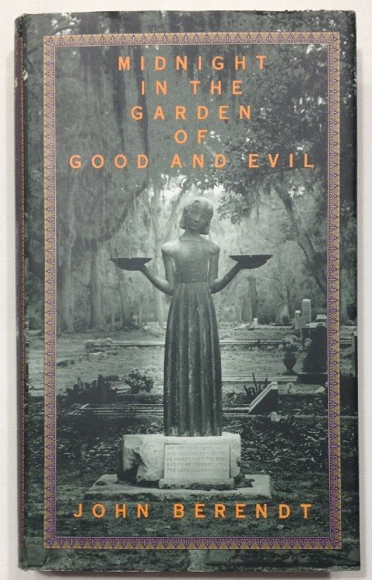 Midnight In The Garden Of Good And Evil by John Berendt (1994 - HCDJ)