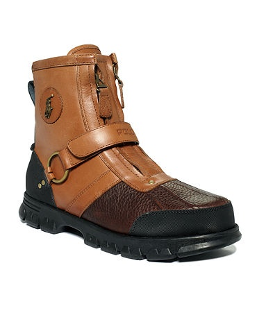 Polo Ralph Lauren Boots, Conquest III High Boots
