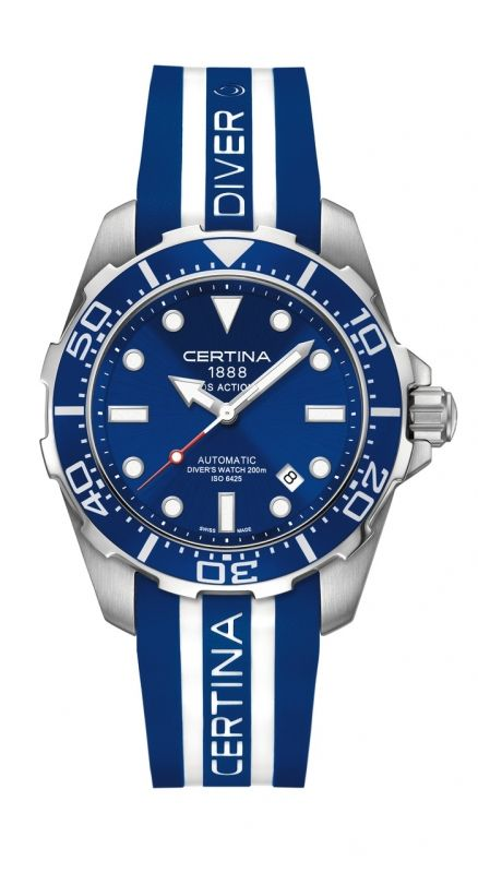 Certina DS Action Diver - http://www.steiner-juwelier.at/Uhren/Certina-DS-Action-Diver::741.html