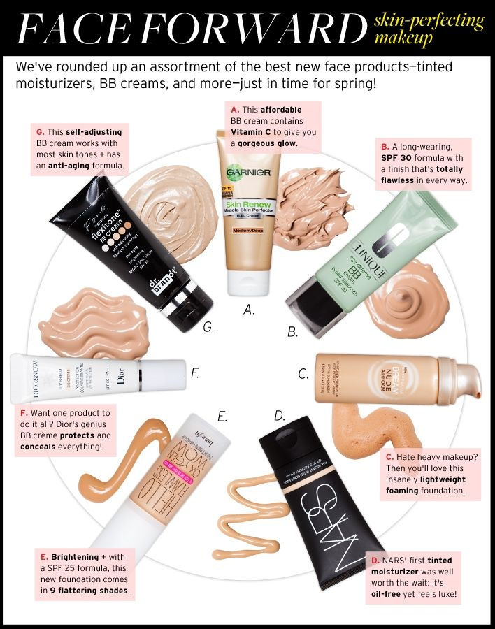 I'm always looking for the best foundations!