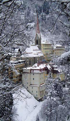Bad Gastein - Salzburg, Austria                                                                                                                                                      More