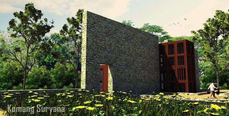 belajar lagi... model : 3dwarehouse render : Vray 2.0