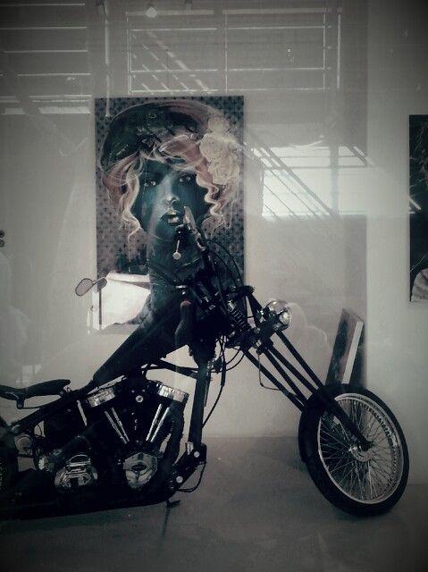 Black Box Art gallery Church Street Cape Town