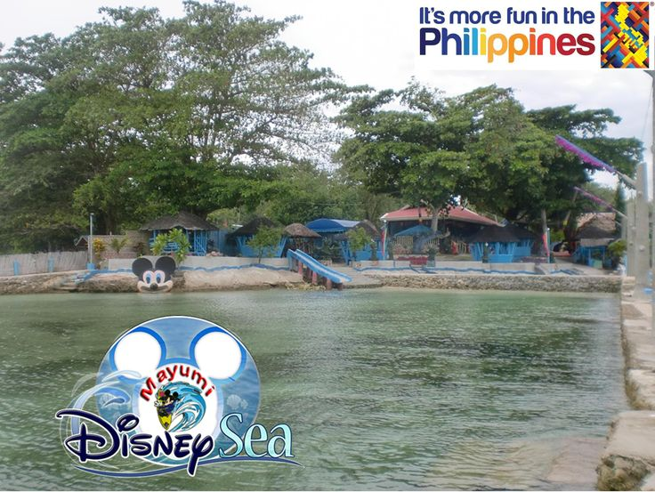 Mayumi Disney Sea Resort in Island Garden City of Samal, Davao del Norte