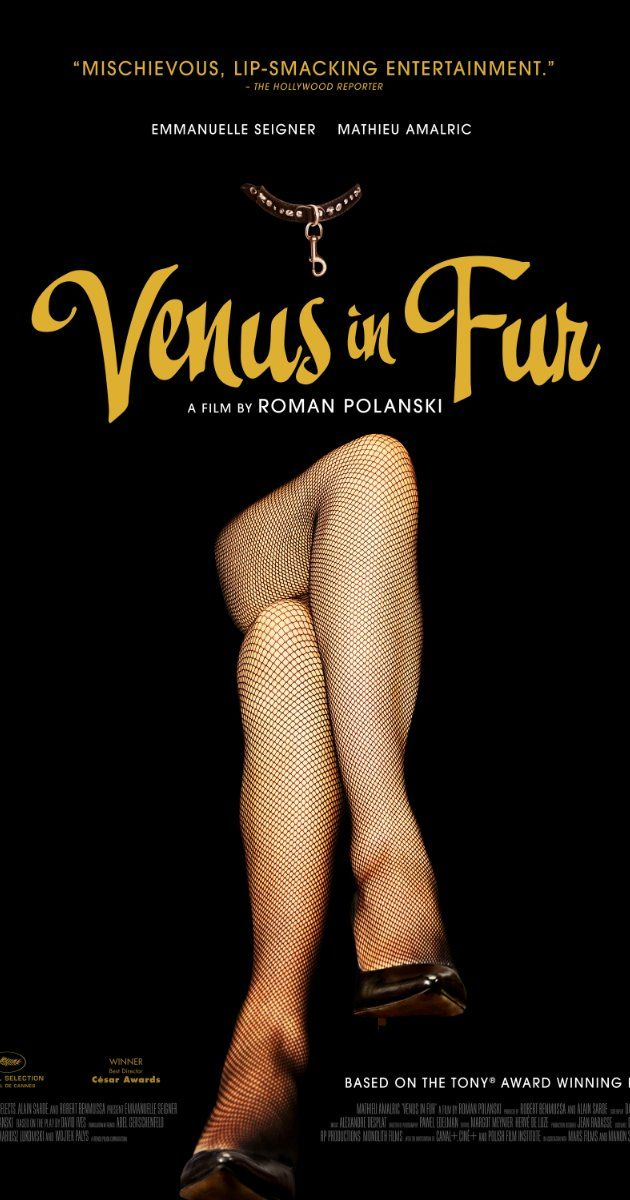 Directed by Roman Polanski.  With Emmanuelle Seigner, Mathieu Amalric. An actress attempts to convince a director how she's perfect for a role in his upcoming production.