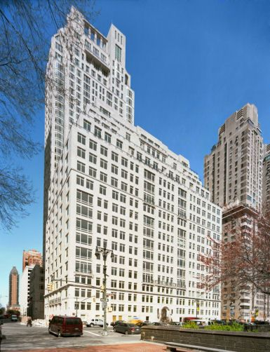 15 Central Park West, NYC, Robert Stern Architect