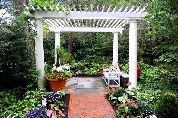 ideas for backyard landscaping