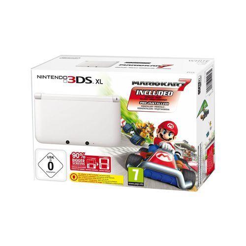 Pour acheter votre Nintendo 3DS XL Blanche Mario Kart 7 pas cher et au meilleur prix : Rueducommerce, c'est le spécialiste du Nintendo 3DS XL Blanche Mario ...