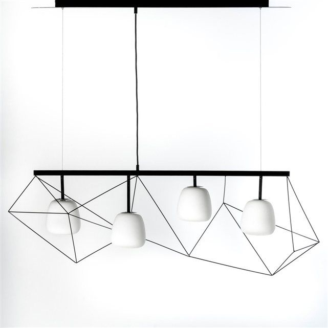 suspension spiro design e gallina globes mobiles et angles. Black Bedroom Furniture Sets. Home Design Ideas