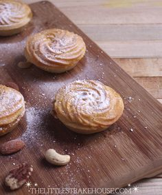Viennese Mince Pies | The Littlest Bakehouse