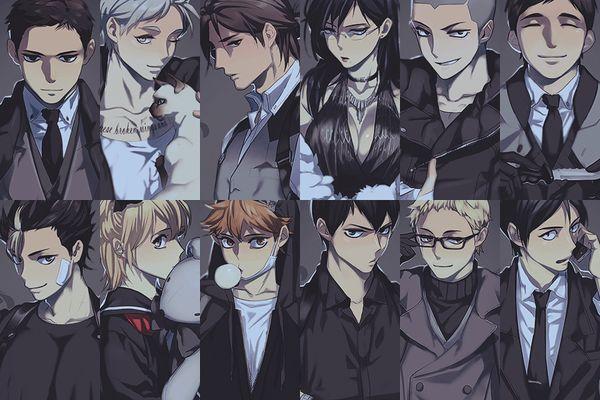 Karasuno   Haikyuu!! #anime