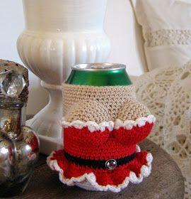 Halager: DIY - Dåsecover med nissetøj