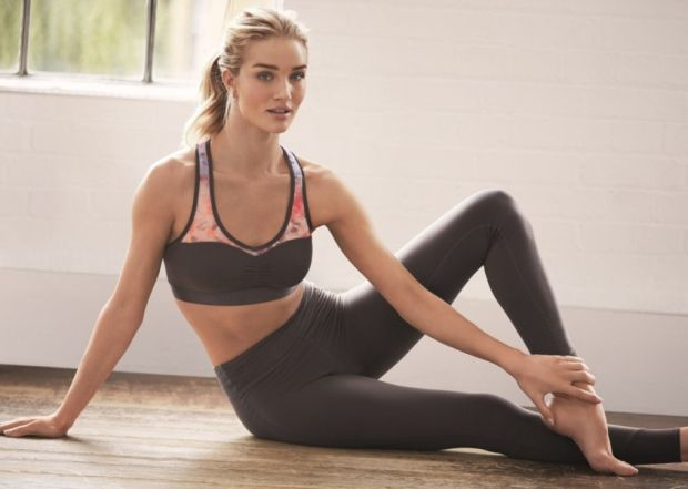 Alumna and M&S lingerie design guru Soozie Jenkinson explains why stylish activewear is here to stay